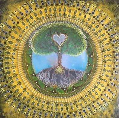 """Nurturing Roots"" Bonded to Sarah Suriano"