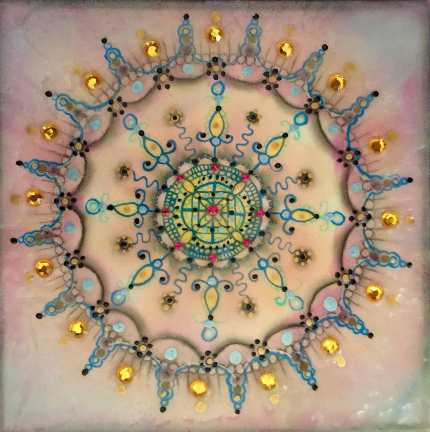 art-mandala-encaustic-siobhan bedford