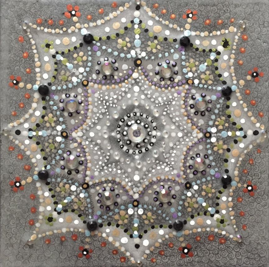 Mandala-art-encaustic-siobhan bedford